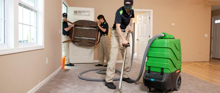 Wilmington, CA residential restoration cleaning